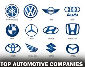 Auto Basics Automotive Fundamentals top automotive companies