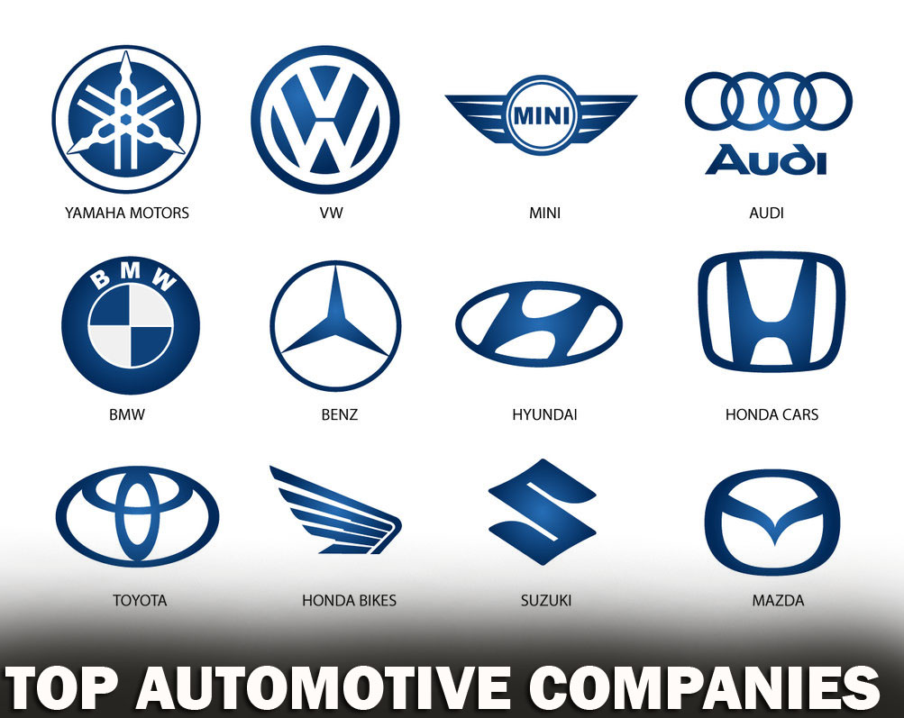 Auto Basics Automotive Fundamentals top automotive companies