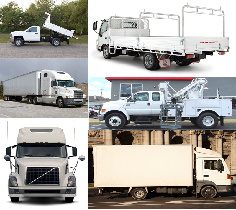 How To Choose The Right Commercial Truck