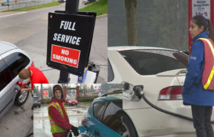 Taking Your Vehicle To A Full Service Gas Station