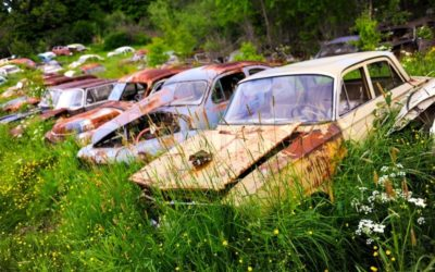 Things You Must Remember When Carrying Out Junk Car Removal