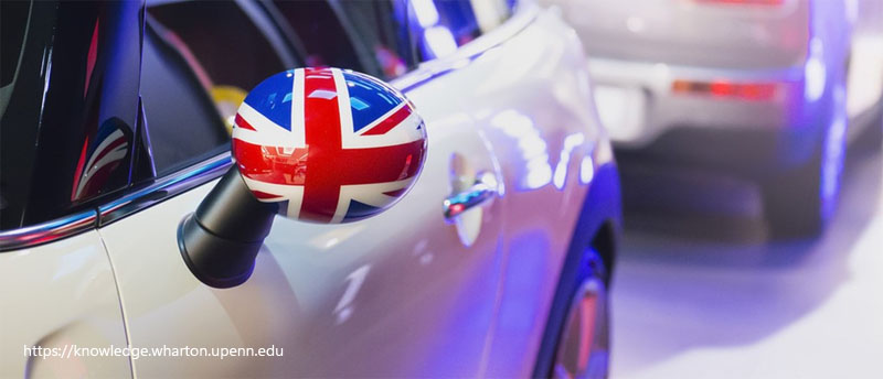 Effects of Brexit over car financing and UK's economy