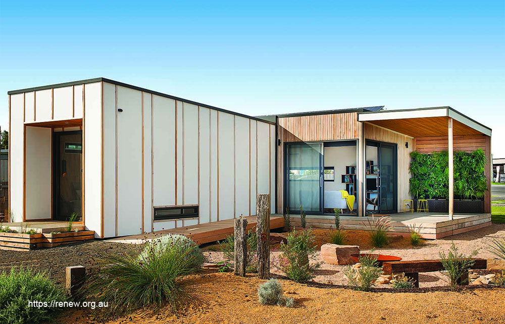 How You can Build a Passive Cottage Using a Prefabricated Panel System