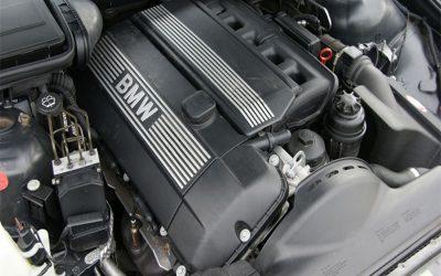 Basic Car Engine Parts