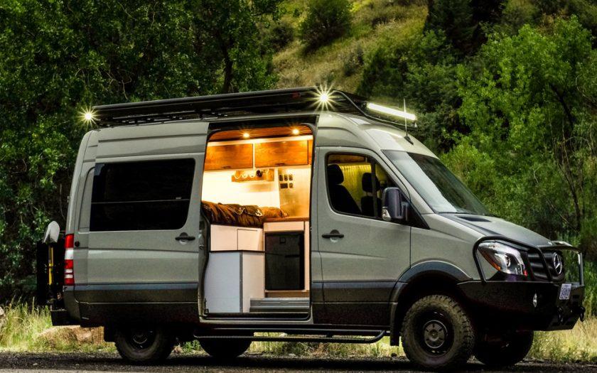 Finding Great Van Parts for Your Van Mods