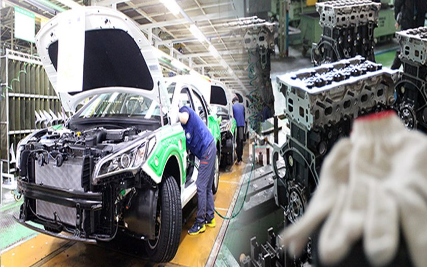 Auto Parts In The Forefront Of The Korean Auto Boom Wave