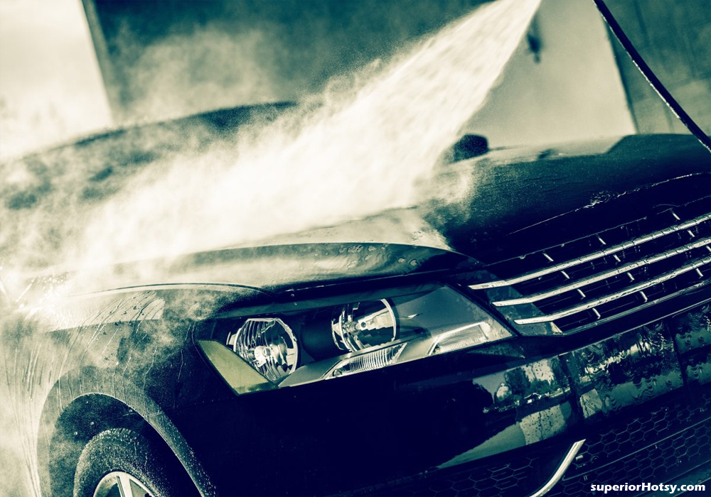 Choose the Best Water Efficient Auto Cleaning Machines