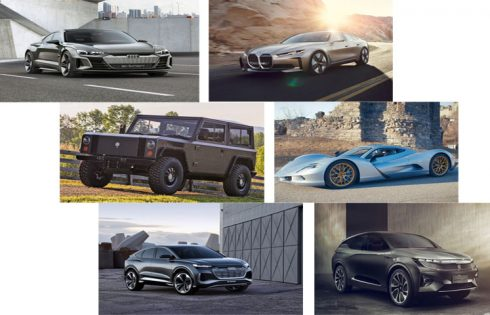 New Electric Car Models To Expect In 2021