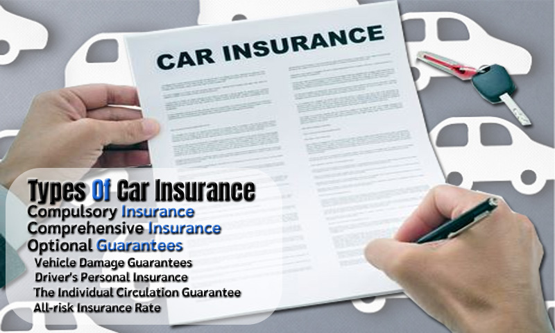 What Are The Different Types Of Car Insurance Available In 2021?