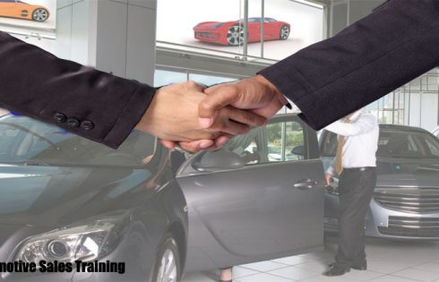 Automotive Sales Training - 5 Measures For Turning a Prospect Into a Consumer